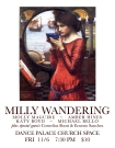 Milly Wandering Dance Palace 11.6.15